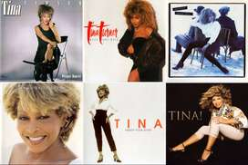 Tina Turner - Albums Collection