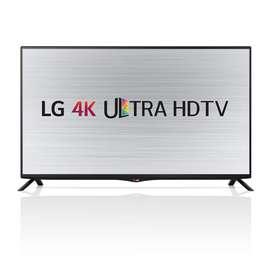 LG 4K UHD SMART TV 40 PULGADAS
