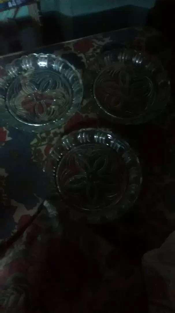 Bandejas de vidrio 0