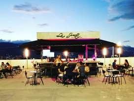 Se vende bar negocio establecido en centro comercial la estación en la terraza. Excelentes ingresos