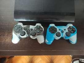 Vendo o cambio PS3 Super SLIM