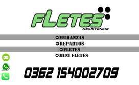 FLETES RESISTENCIA
