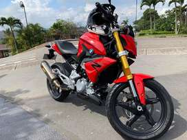 Moto Bmw G310R como nueva 1600km