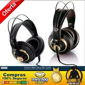 Akg K240studio Auriculares De Estudio Profesionales En Stock