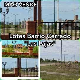 Lotes en Barrio Cerrado Las Lajas