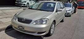 Toyota corolla 1.8 xei automatico 2007 unico dueño