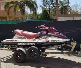 Moto de agua SEA DOO 1.300 GSX triplaza