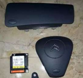 Airbag citroen c3 2008/2012 original