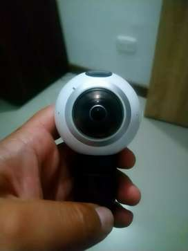 Vendo Gear360 sansung