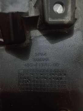 Tapas Carenaje Laterales De Fz Yamaha originales