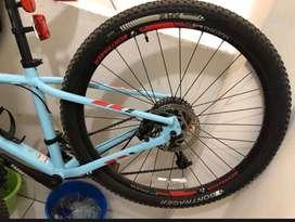 Remato Bici Trek nunca usada modelo X caliber 8