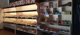 Se vende Panadería completa