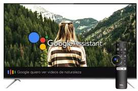 """TV SMART TCL ANDROID 43"""" NUEVOS"""