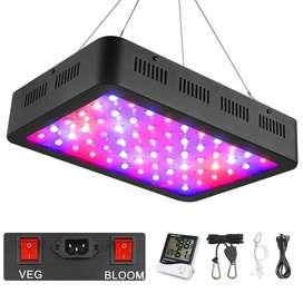 Luz Led Para Cultivo 600w + Medidor Ph + Termo Higrómetro