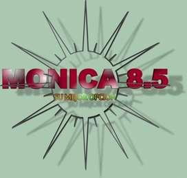 MONICA 8.5 ,9 Y MONICA 10: INCLUYE CAPACITACION Y PUESTA EN FUNCIONAMIENTO