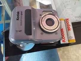 Camara de foto para agua