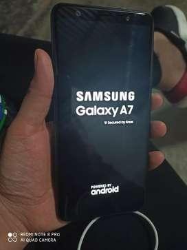 Samsung A7 2018 Dúo 128Gb