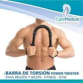 Barra de Torsion Power Twister
