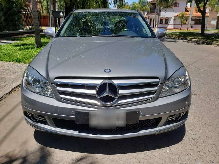 Mercedes Benz C200 Kompressor 2008 0