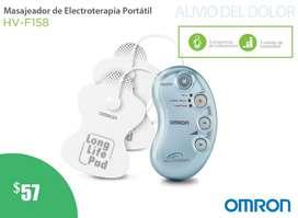 MASAJEADOR DE ELECTROTERAPIA PORTÁTIL DE OMRON