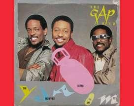 YOU DROPPED A BOMB ON ME by THE GAP BAND single 12 pulgadas acetatos vinilos discos para tornamesas Dj - only vinyl