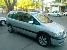 ZAFIRA GLS 7 ASIENTOS. 2009FULL.IMPECABLE