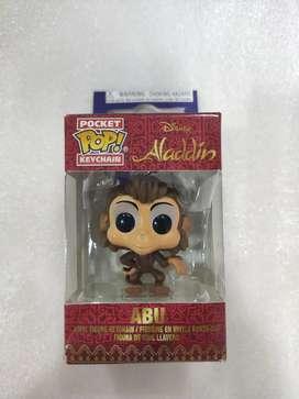 Funko pop Abu, Aladdin Disney llavero