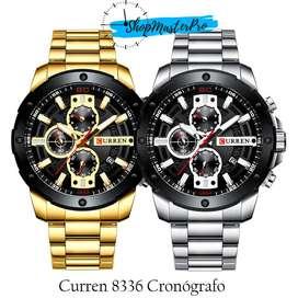 Reloj para Hombre Curren 8336