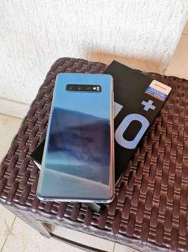 Galaxy S10 Plus como nuevo