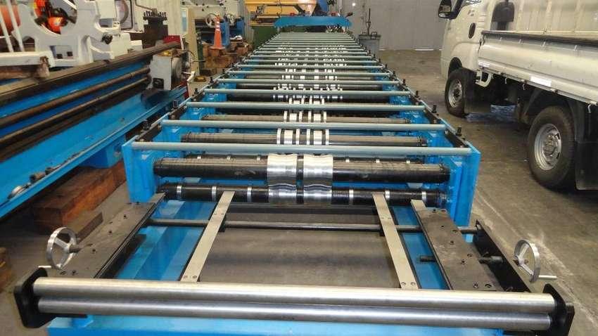 Conformadora, de paneles trapezoidales 1220mm