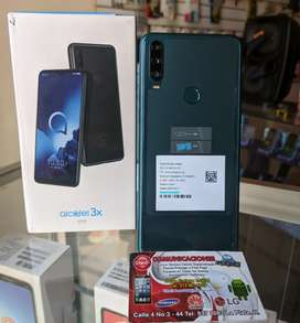 ALCATEL 3X 2019 4GB/64GB LIBRE