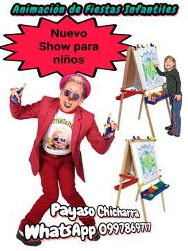 Fiestas, Payasos, Payasitos, Animaciónes, Payaso