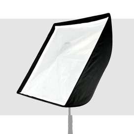 2 Softbox (Caja de luz) para fotografia