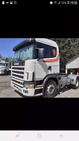 Scania  360 modelo 2006 impecable