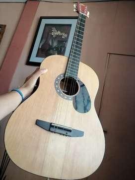 Guitarra acustica en Remate !!!