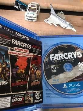 FARCRY 5 + codigos de contenido.