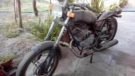 Moto vehiculo