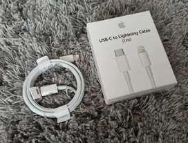Cable de iPhone Tipo C a Lightning Original y Nuevo