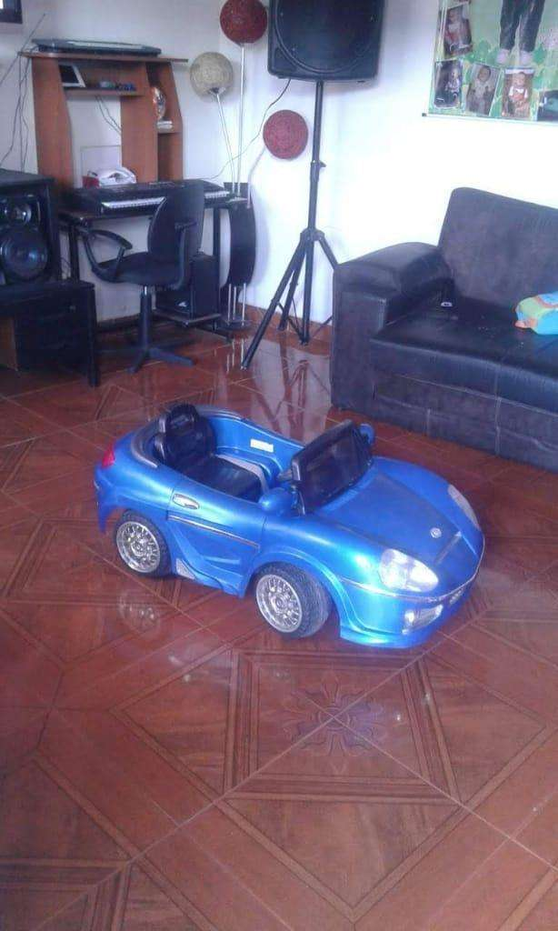 Carro Dé Batería para Niño 0