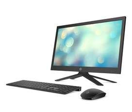 """Computador todo en uno HP - 4GB- 1TB - 20.7"""""""