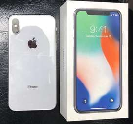 iPhone X en Caja Perfecto Estado