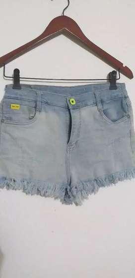 Short de Jean Nahana jeans