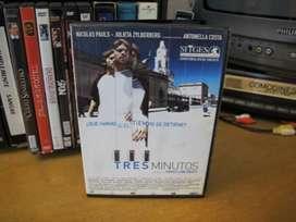 Tres Minutos - 2007 DVD ARG - Lublinsky Nicolas Pauls