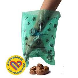 Bolsas para mascotas biodegradables 250 bolsas22