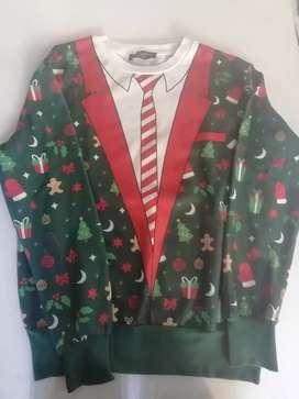 Suéter navideño