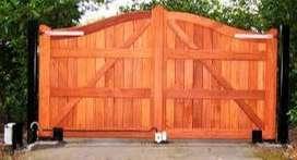 servicio  de  sepillado  de  madera y carpinteria  en  general