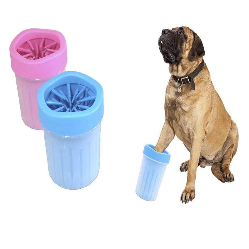 Limpiador Portátil Patas Perro Limpieza Mascotas