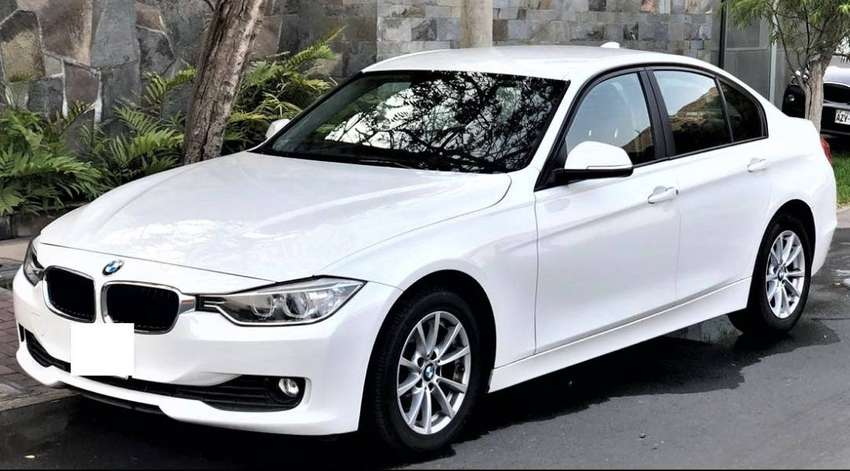 BMW 316i 2015 automatico sedan refull neblineros serv/bmw us$.16,500 0