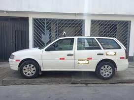 Volkswagen Gol Stationwagon 2012