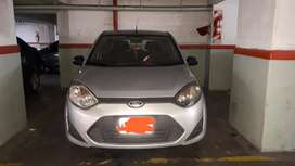 Ford fiesta one ambiente 2011 1.6